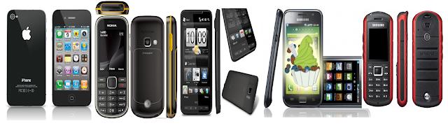 handphone terlaris 2010
