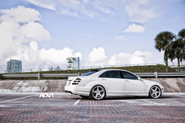 s550 custom