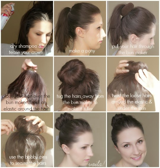 how to use a bun maker