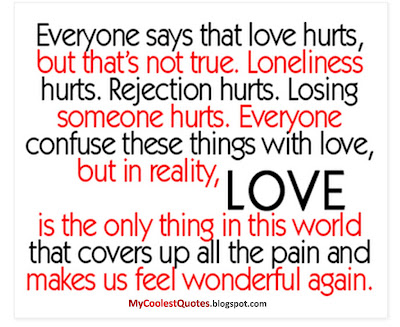 Quotes on Love Hurts and Life tumblr and trus in hindi failure ...
