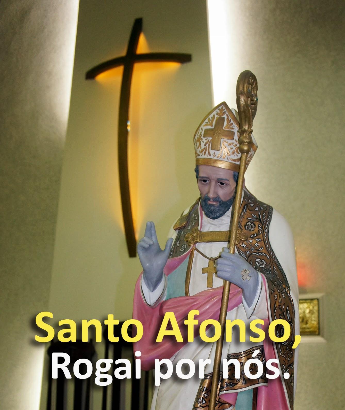 Paróquia de SANTO AFONSO