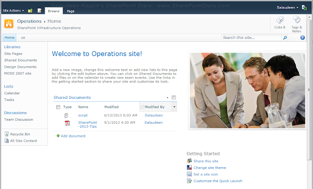 sharepoint 2010 to sharepoint 2013 migration