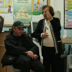 The Brahmsky Report Visits the West Bank
