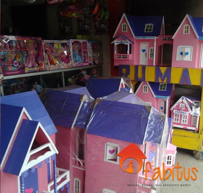 Pembuat Rumah dan Furniture Rumah Barbie (Usaha Kecil Menengah ... 34250af25e
