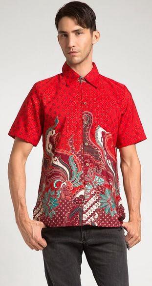 Koleksi Baju Batik Muslim Pria Remaja