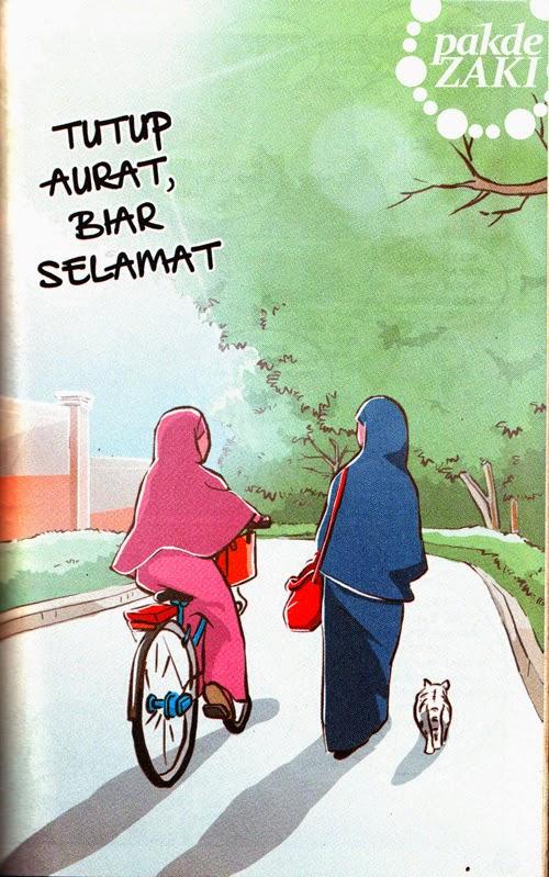 Resensi Buku Jika Aku Muslimah.