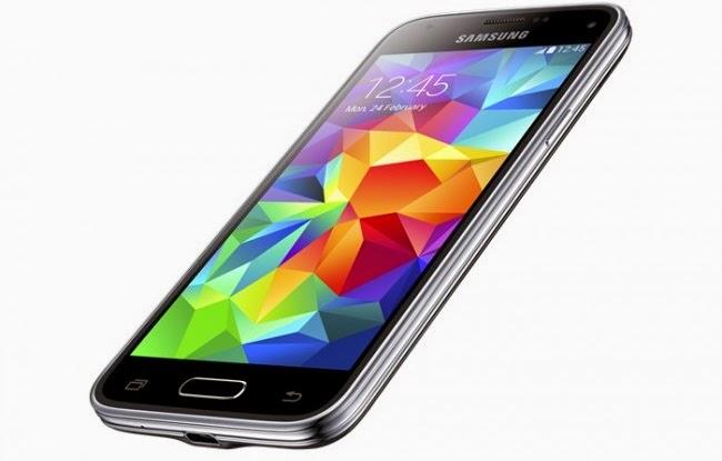 Samsung unveils the Galaxy Mini S5