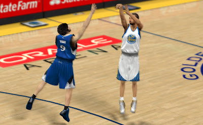 NBA 2K13 Realistic Signature Jump Shots