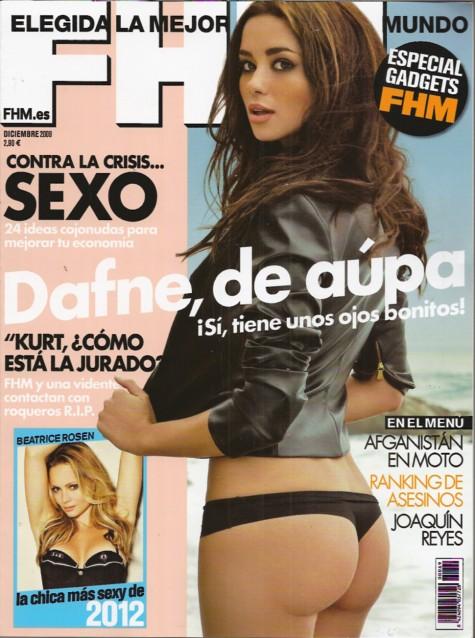 Dafne Fernandez Biography and Photos 2011