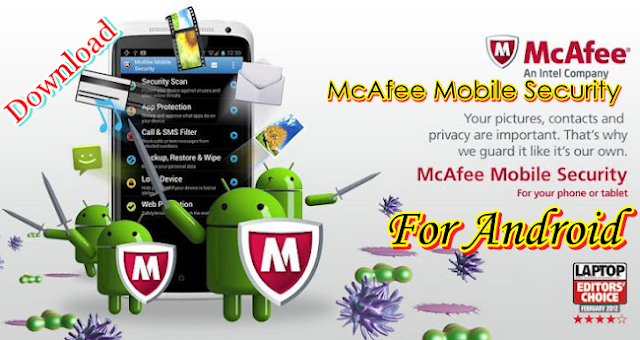 Download McAfee Mobile Security 3.1.1.896