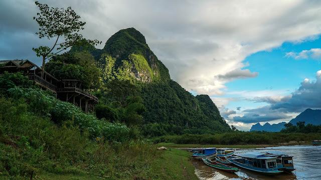 Muang Ngoi Neua, rural Laos
