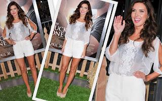 blusa transparente blanca