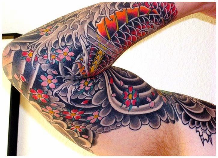 jendela gambar kumpulan tatto jepang japanese tattoos