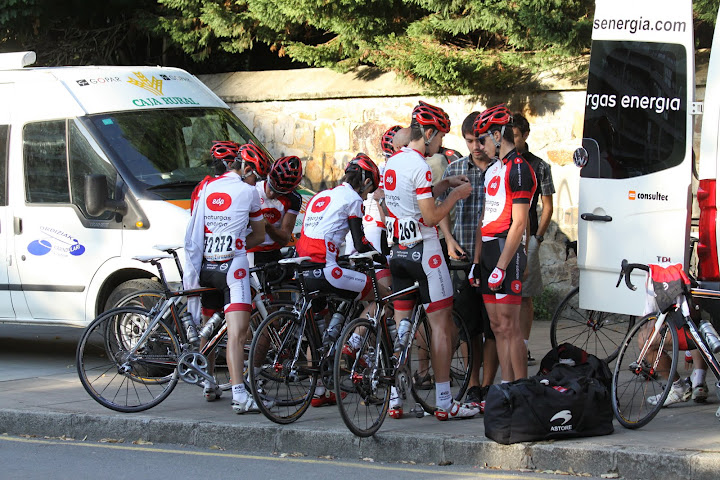 bcaed6588 Naturgas Energía sent seven of their strongest men to this weekend s  two-day Vuelta a Cantabria season finale