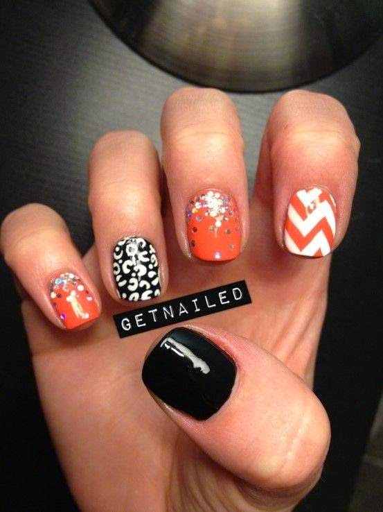 Unique Nail Designs For Stylish Girls Nail Designs 2 Die For
