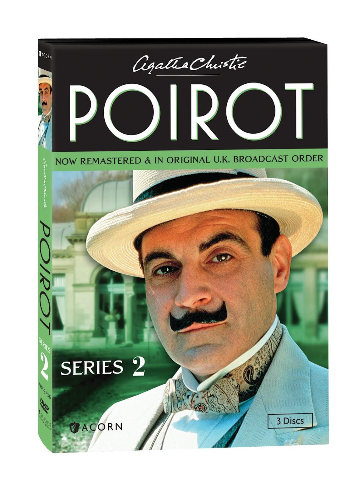 Poirot - Stagione 2  (10/10) [1990],Avi DVDRip ITA/ENG MP3 Xvid