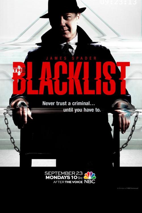 The Blacklist, una de las mejores series de 2013