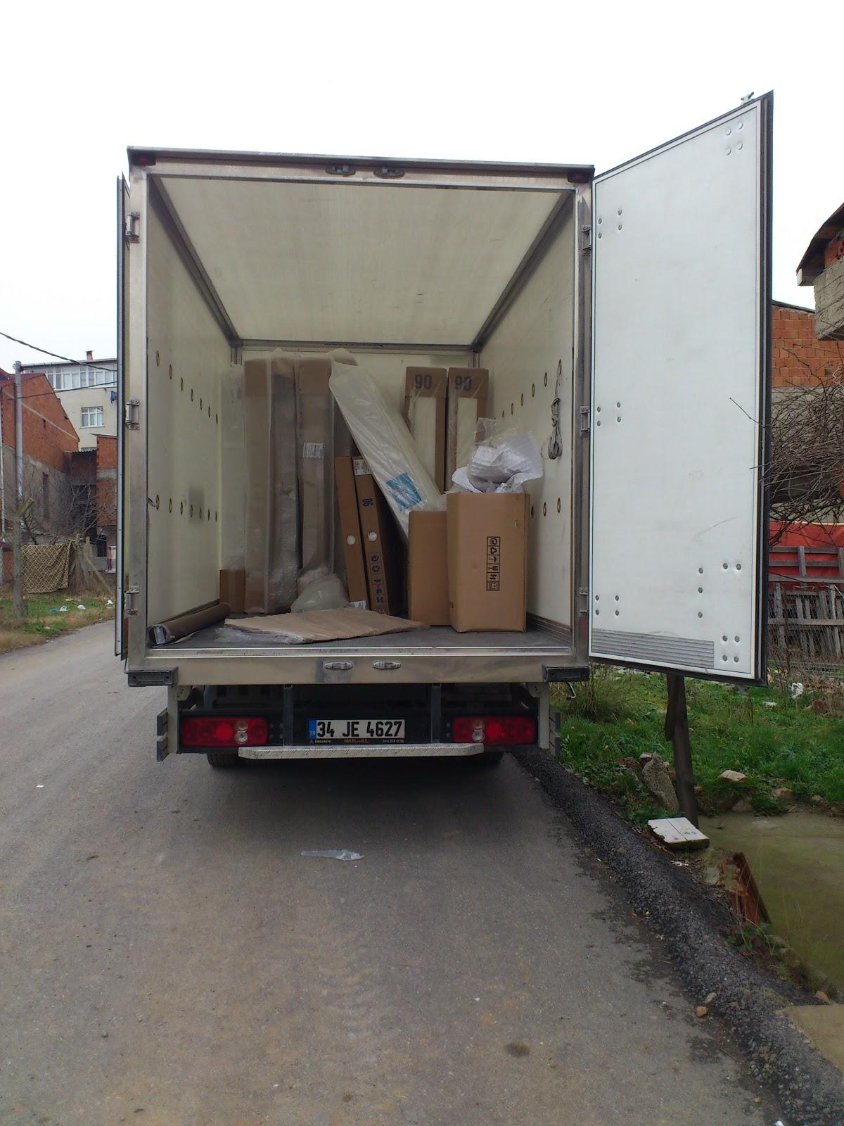 Taşınma Günü Nakliye Firmaları İle Yaşanan Problemler