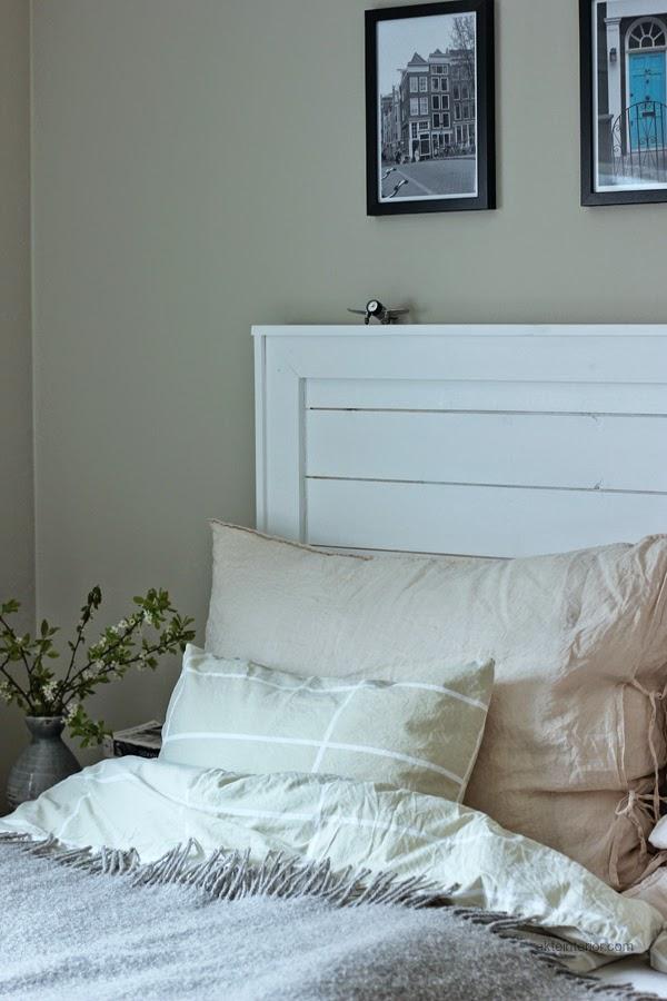 Ekte interiØr: lag din egen sengegavl av rupanel