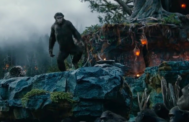 Film Dawn of the Planet of the Apes