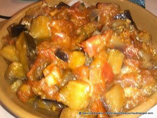 Eggplant Hot Salad (Turkey)
