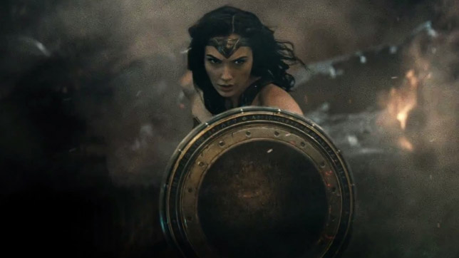 """Gal Gadot en """"Batman V Superman: El Amanecer de la Justicia"""" (2016)"""
