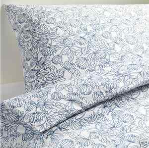 Bladvass bedding