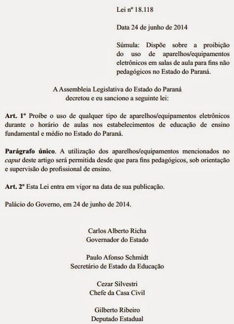 Fac-símile da publicação da lei 18.118 no DOU do dia 25.06.2014