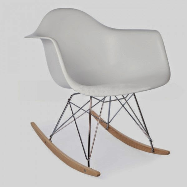the rocking chair eames beautiful design chair. Black Bedroom Furniture Sets. Home Design Ideas