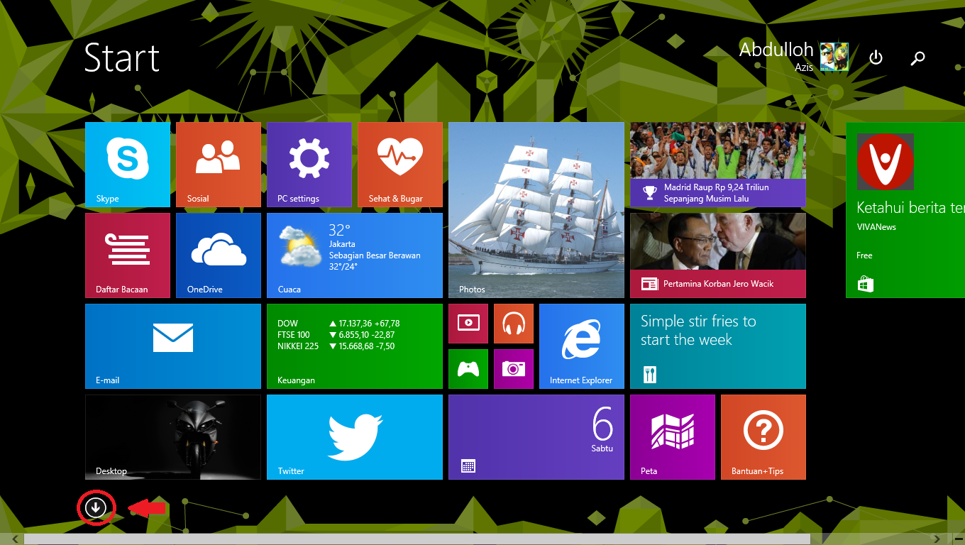 Cara Uninstall Aplikasi Di Windows 8