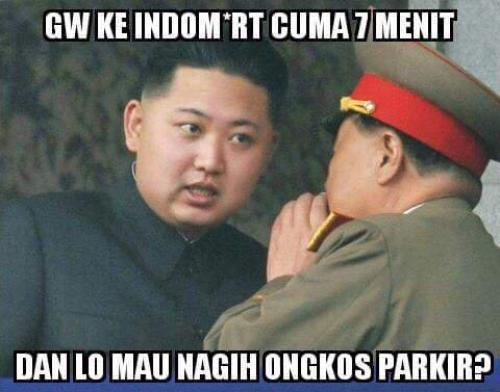 Meme Parkir