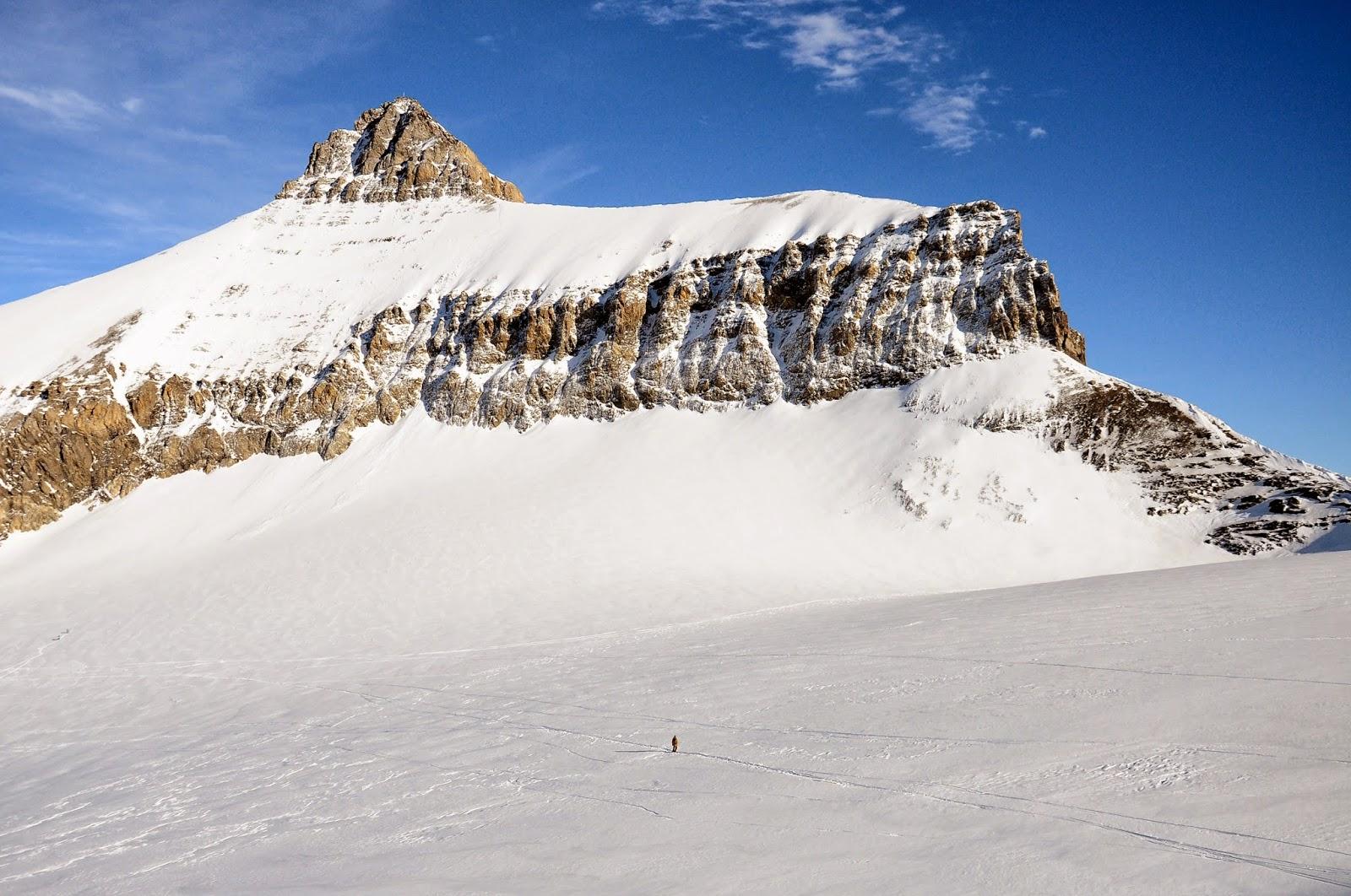 esquiar glaciar 3000 verano suiza