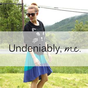 Undeniably, me