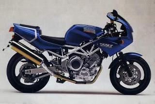 1996-1997 Yamaha TRX 850 service manual