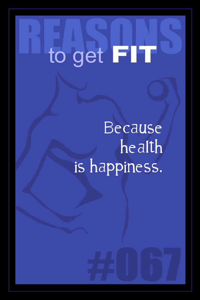 365 Reasons to Get Fit #067