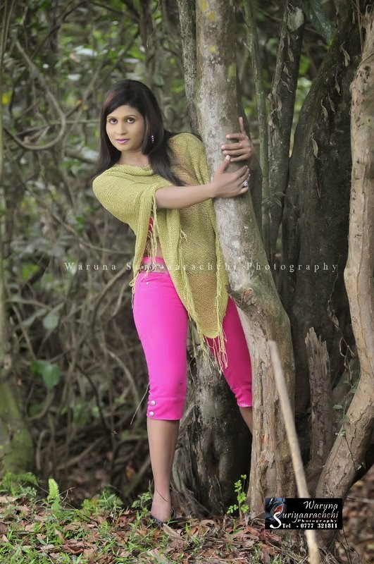 Anjula Gamage hot