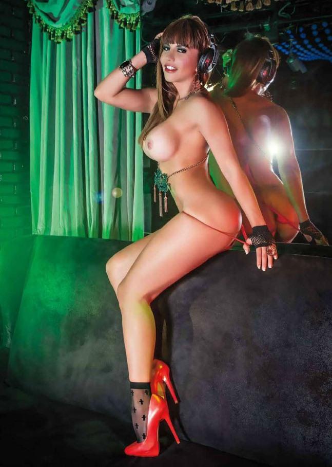 Lourdes Munguia Playboy Meico