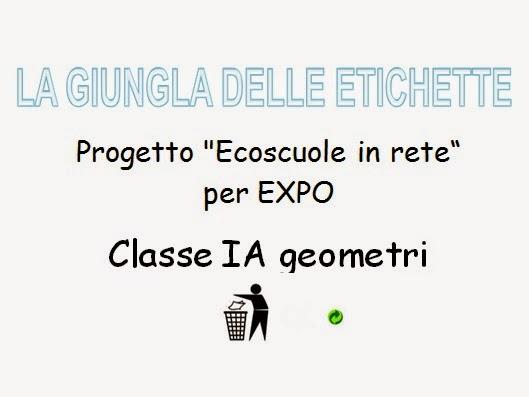 /www.istitutovoltapavia.it/Ecoscuola per Expo/la giungla delle etichette.ppt