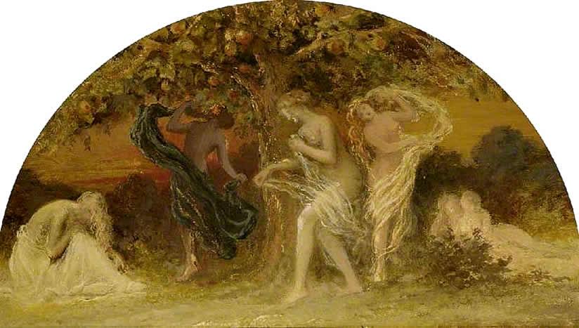 Mitolog a para ni os h rcules y las manzanas de las hesp rides rz100 cuentos de boca - Le jardin des hesperides ...