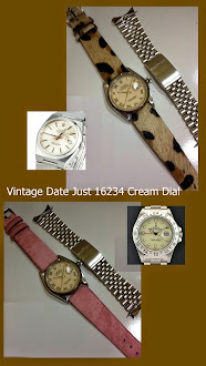 Coming Soon.. Cream Dial Date Just