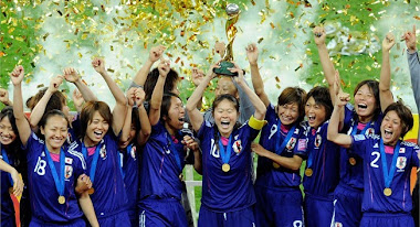 JAPN CAMPEONAS DEL MUNDO COPA FIFA, ALEMANIA 2011