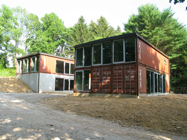 Shipping container homes quik build bernardsville nj for Kits for building a house