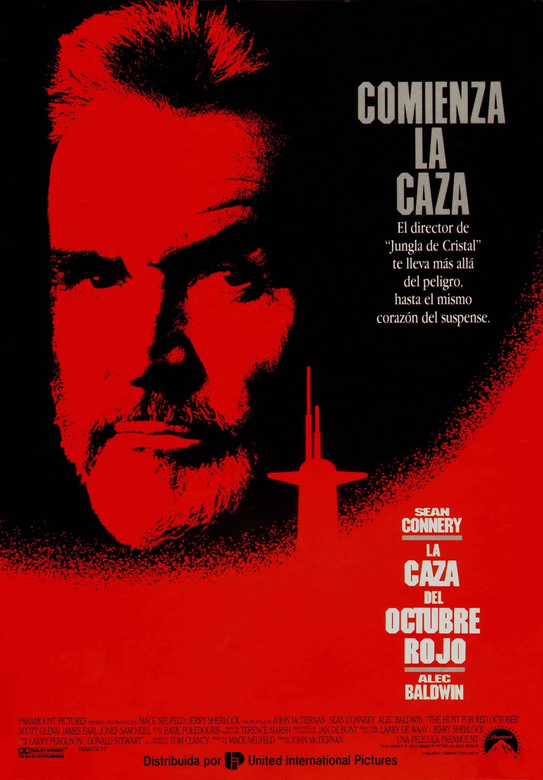 The Hunt for Red October (film) - Wikipedia