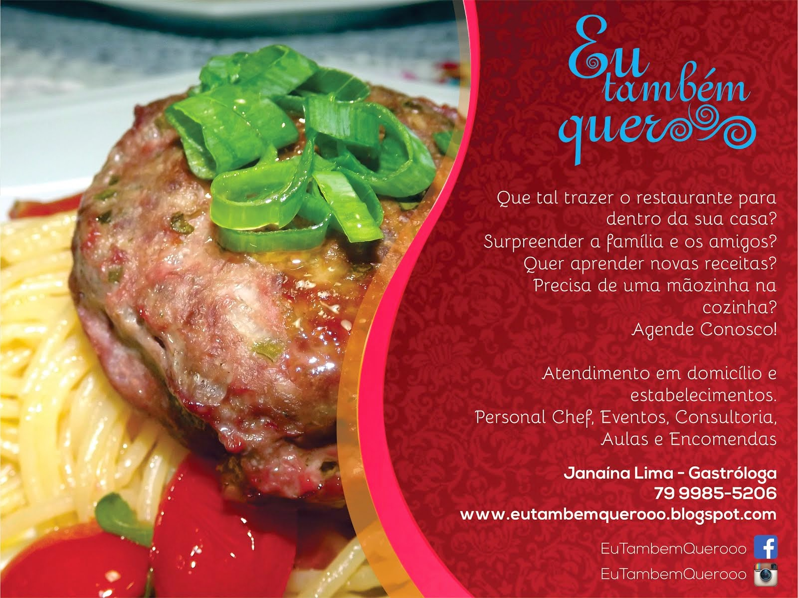 Conheça também: www.eutambemquerooo.blogspot.com