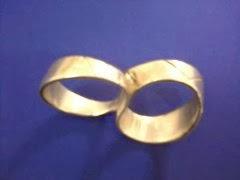 anillo de la Virgen María