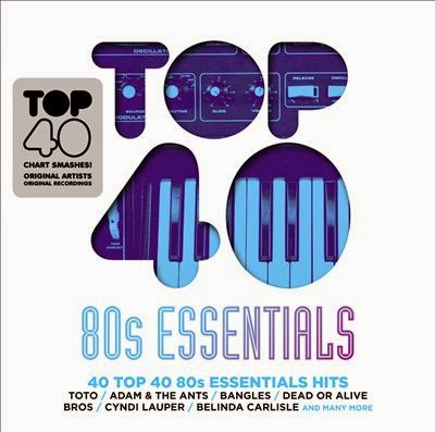 Download Top 40: 80s Essentials 2015 poster