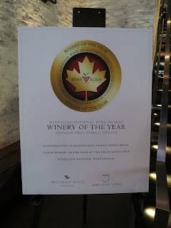 NWAC13 Winery of the Year - Mission Hill Family Estate