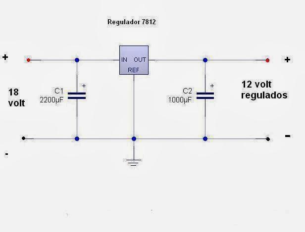 Circuito X : Circuitos electronicos modernos febrero