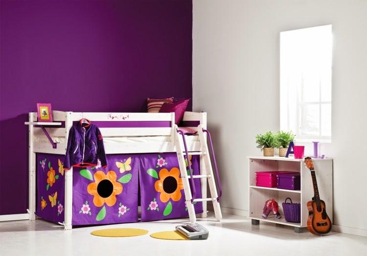 Awesome baby girls nursery ideas and themes of 2015 - Purple baby girl nursery ideas ...