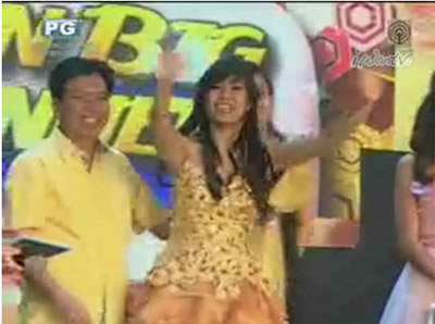 PBB Teen Edition Season 4 The Big Winner Myrtle Abigail Porlucas Sarrosa | cost player ng Ilo - Ilo